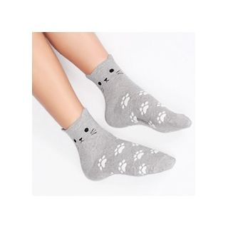 Kitty ears socks
