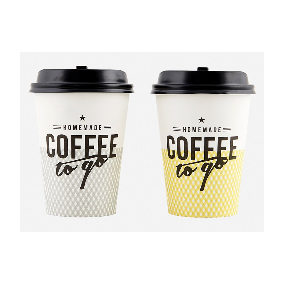 Gobelets en carton emporter par house doctor for Coffee to go
