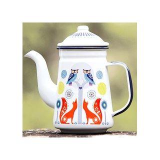 Day - Folklore teapot