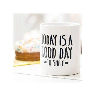 Good day to smile - mug