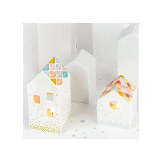 Pastel house - big