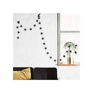 Paper star guirlande