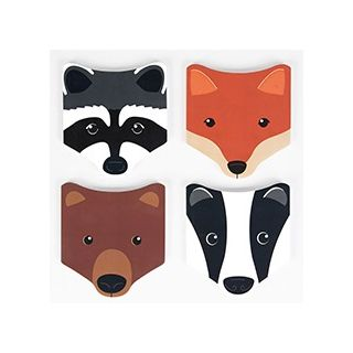 Forest animals notebook