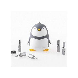 Handy penguin