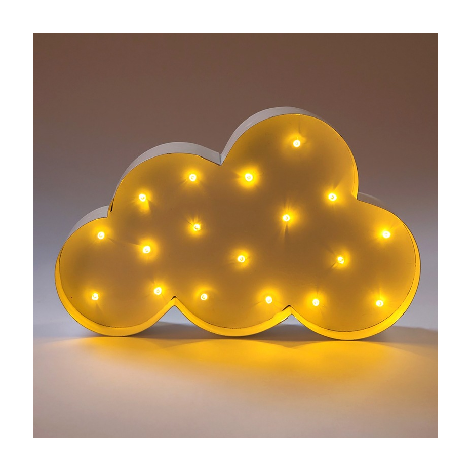 Cloud Shaped Led Light By Sass Amp Belle