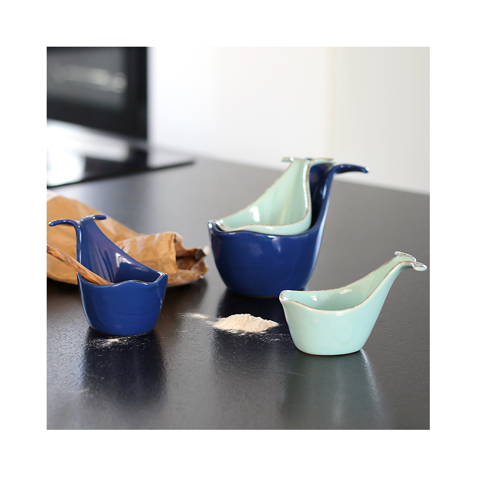 Whale Shaped Measuring Cups By Sass Amp Belle