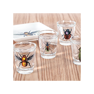 Curios mini glasses