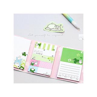 Totoro - sticky notes (vert)