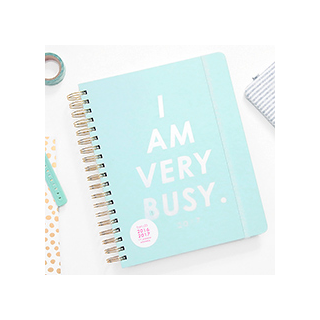 I am very busy - large