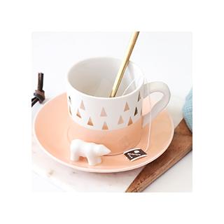 Triangle cup - polar bear