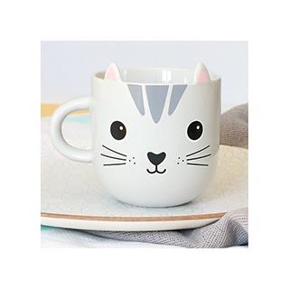Kawaii cat mug