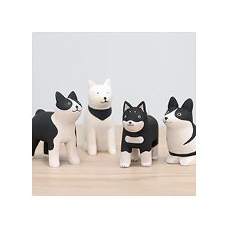 Polepole - chiens