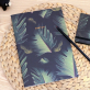 Dark palms - cahier