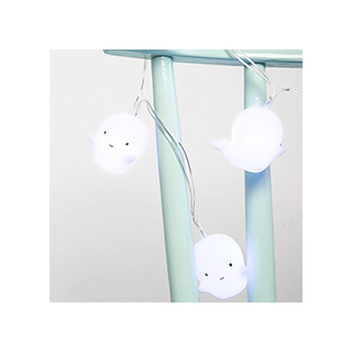 Boo string lights