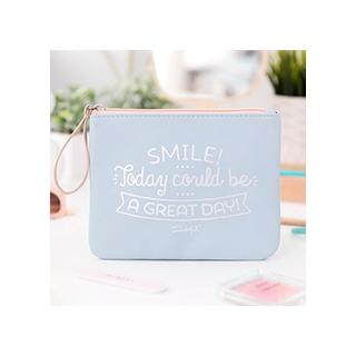 Vanity bag - smile!