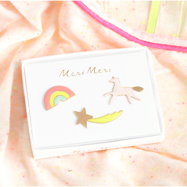 Enamel pins - unicorn