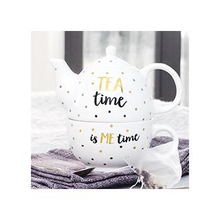 Tea time is me time
