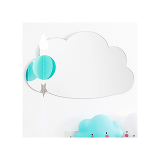 Lovely mirror - nuage