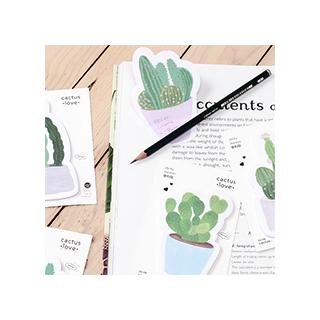 Cactus love notes