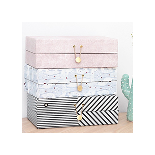 Pattern secret box