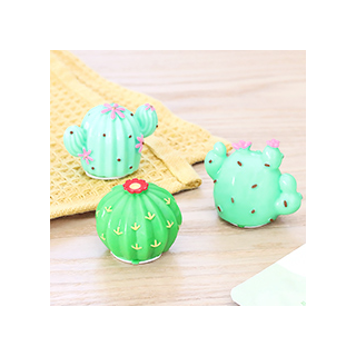 Cactus lip balm