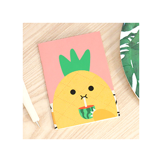 Riceananas pocket notebook