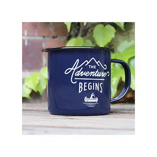 Adventure begins - mug