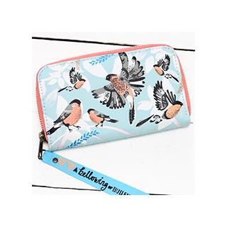 Bullfinches wallet