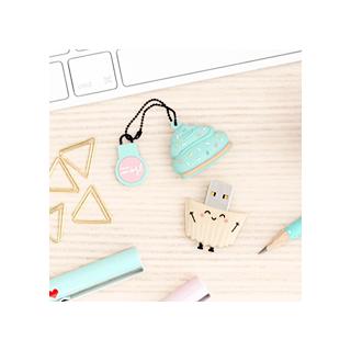 Clé USB cupcake
