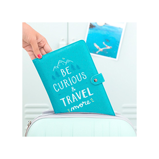 Be curious and travel more