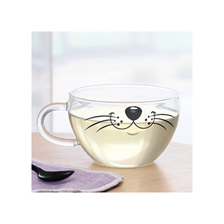 Mug chat transparent