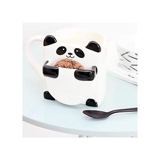 Panda hug