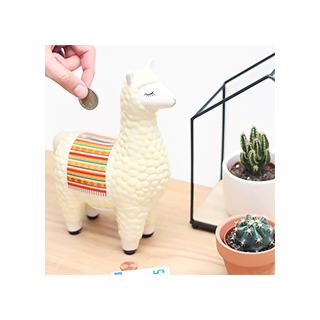Lama money box
