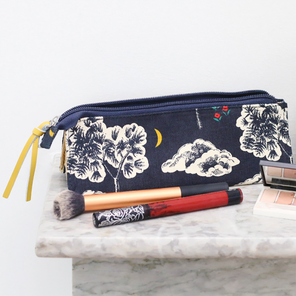 gazelle pencil case by mr mrs clynk. Black Bedroom Furniture Sets. Home Design Ideas