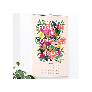 Floral quote 2018