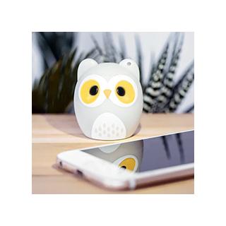 Animal speaker - hibou