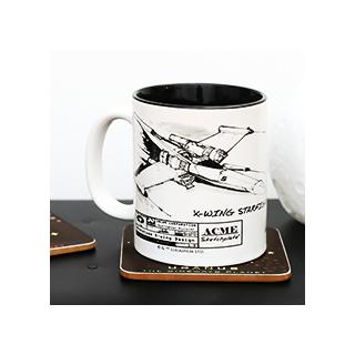 Mug X-wing