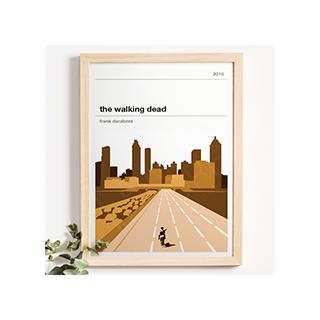 Affiche série - The Walking Dead