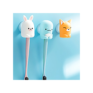 Porte-brosse à dents kawaii