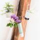 Vase cylindre à suspendre