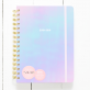 Agenda ban.do - Pearlescent 2018-2019 (medium)