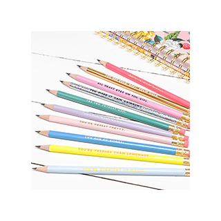 Set de crayons - Write on