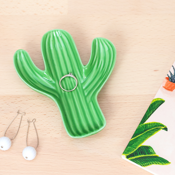 Coupelle cactus