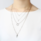 Collier quatre rangs