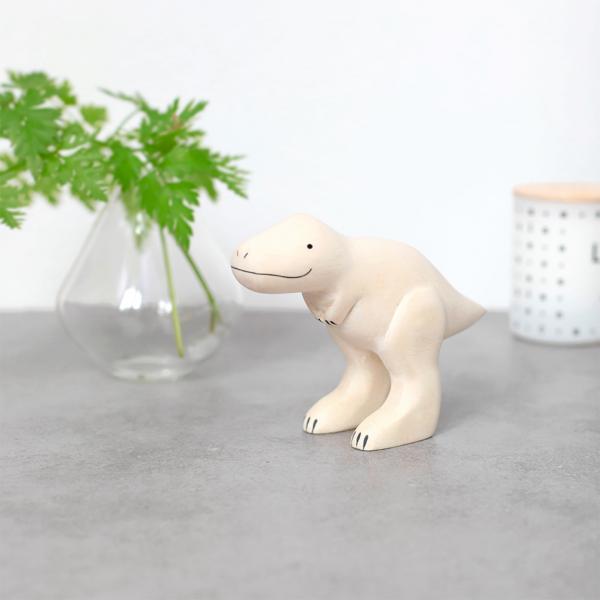 Pole pole dinosaure - tyrannosaurus