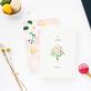 Agenda perpétuel - Cherry blossom