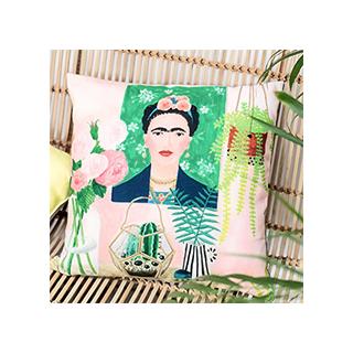 Frida Kahlo - coussin