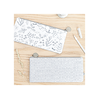Trousse Daily - linen grey