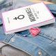 Pin's - Feminist heart