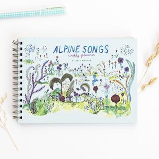 Agenda perpétuel - Alpine songs